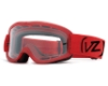 Von Zipper Sizzle Mx Goggles in RED Red
