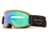 Von Zipper Sizzle Mx Goggles in SIO Olive / Quasar Chrome