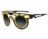 Parasite Cyber 1 Sunglasses in C56M Black/Yellow AntiMatter