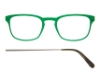 Kilsgaard 61 (Aluminium Temple) Eyeglasses in 61.10 Acetate Lime (Discontinued)