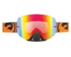 Dragon NFX - Continued Goggles in FLAIR ORANGE/RED ION