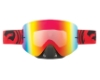 Dragon NFX - Continued Goggles in RED BLACK SPLIT/ RED ION