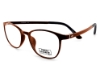 Times Square Ultimate 1 Eyeglasses in Brown
