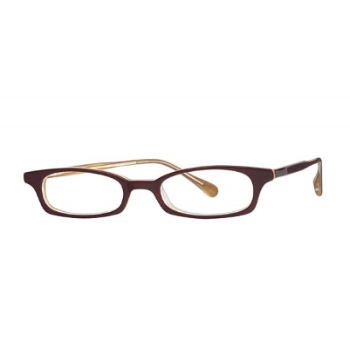 Capri Optics Traditional Plastics Inventor Eyeglasses