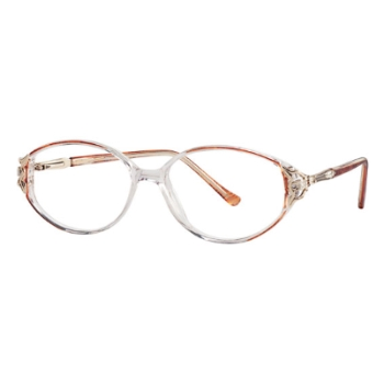 Capri Optics Traditional Plastics Michelle Eyeglasses