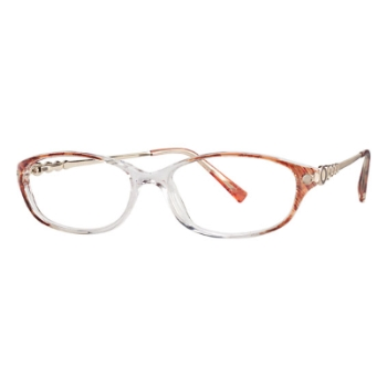 Capri Optics Traditional Plastics Arlene Eyeglasses