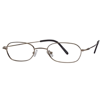 Lite Line with a Twist LLT 606 Eyeglasses