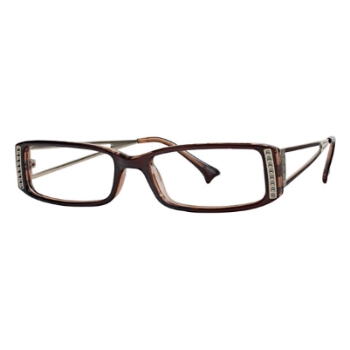 Capri Optics Traditional Plastics Monica Eyeglasses
