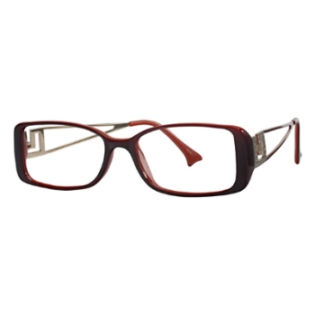 Capri Optics Traditional Plastics Rikki Eyeglasses