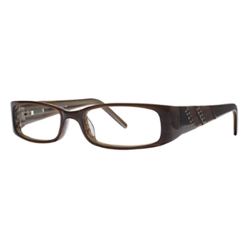 Vivid Womens Embellishment 659 Eyeglasses