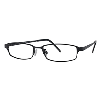 MDX - Manhattan Design Studio S3159  w/Magnetic Clip-ons Eyeglasses
