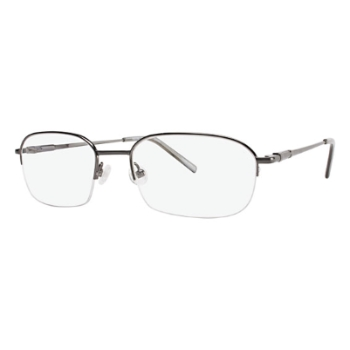 Revolution w/Magnetic Clip Ons REVT49 w/Magnetic Clip-on Eyeglasses