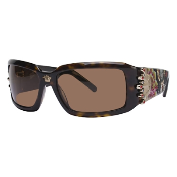 Christian Audigier CAS412 KARMA Sunglasses