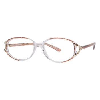 Capri Optics Traditional Plastics Julie Eyeglasses