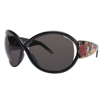 Ed Hardy EHS 048 PINUP DEVIL Sunglasses