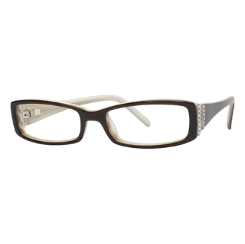 Vivid Womens Embellishment 670 Eyeglasses