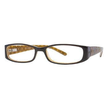 Vivid Womens Embellishment 679 Eyeglasses