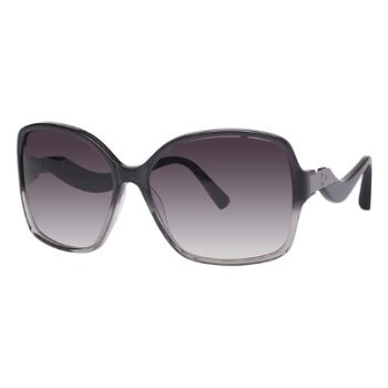 Converse Black Canvas Windblown Sunglasses
