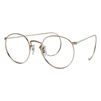 Legendary Looks Art-Bilt 100A Ful-Vue Cable Temples Eyeglasses