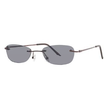 Private Eyes Readers SLEUTH PE207 w/CASE Sunglasses