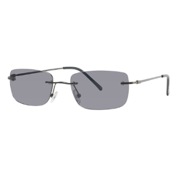 Private Eyes Readers PENELOPE PE210 w/CASE Sunglasses