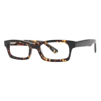 Capri Optics Traditional Plastics Scott Eyeglasses