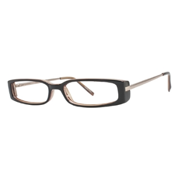 Capri Optics Traditional Plastics Dakota Eyeglasses
