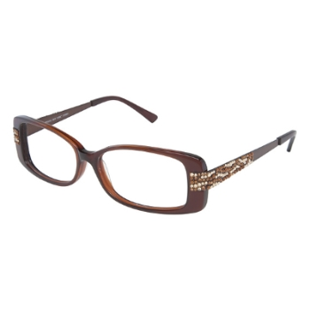 Jimmy Crystal New York Cosmo Eyeglasses