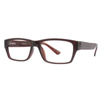 Capri Optics Traditional Plastics John Eyeglasses