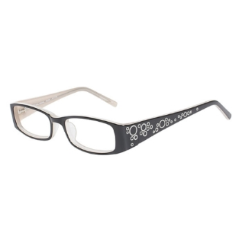 Cosmopolitan Girly Drama Eyeglasses