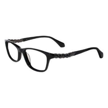 Black Eye Ophelia Eyeglasses