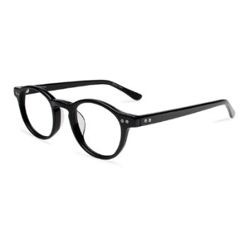 Converse Black Canvas Z002 Eyeglasses