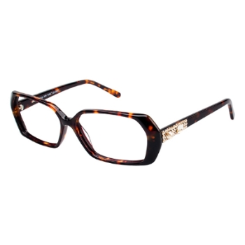 Jimmy Crystal New York Alluring Eyeglasses