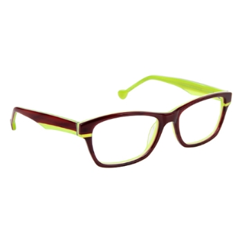 Lisa Loeb LL142 Colored Times Eyeglasses