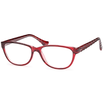 4U Four You U 206 Eyeglasses
