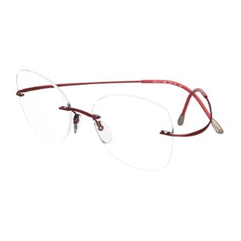 eded3052ac Silhouette Rimless 160mm Temples Eyeglasses