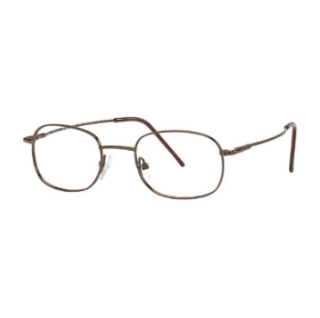 Versailles Golden Eyeglasses