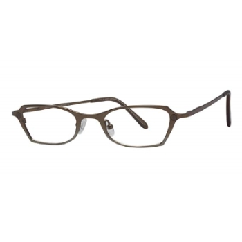 MDX - Manhattan Design Studio S3052 w/Magnetic Clip-on's Eyeglasses