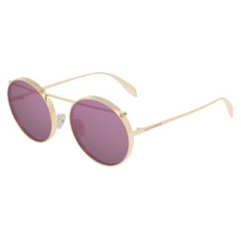 Alexander McQueen AM0137S Sunglasses