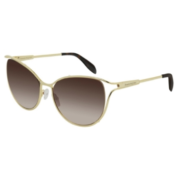 Alexander McQueen AM0194S Sunglasses