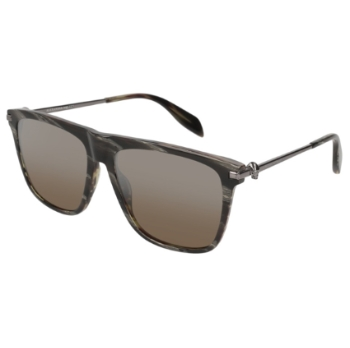 Alexander McQueen AM0106S Sunglasses