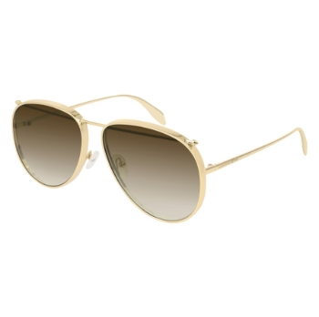 Alexander McQueen AM0170S Sunglasses