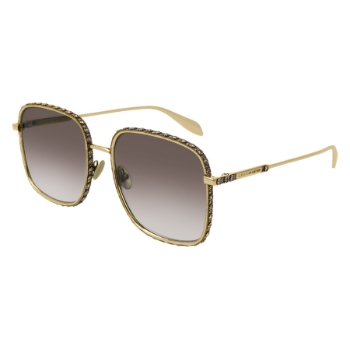 Alexander McQueen AM0180S Sunglasses