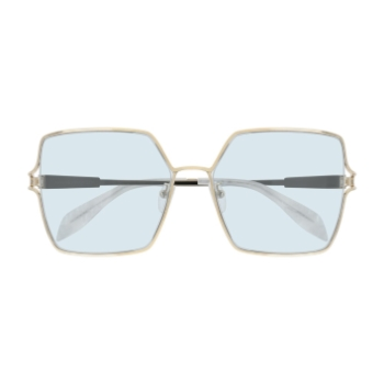 Alexander McQueen AM0219SA Sunglasses