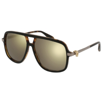 Alexander McQueen AM0080S Sunglasses
