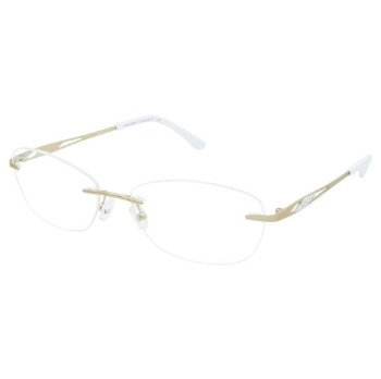 Alexander Collection Ebba Eyeglasses