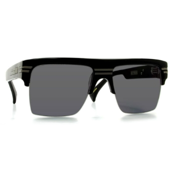 AM Eyewear Chrissy Black Sunglasses