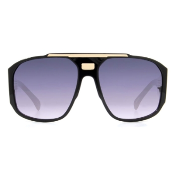 AM Eyewear Velasco Black Sunglasses
