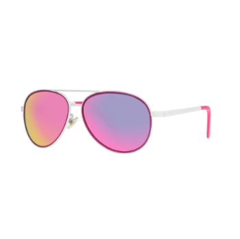 Anarchy Alya White Sunglasses