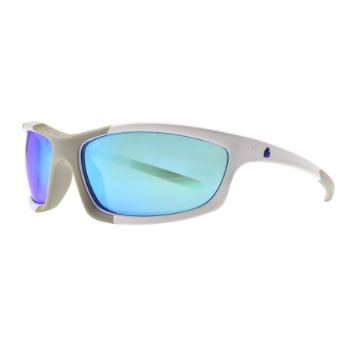 Anarchy Ironman Pro Ares Pro White Blue Sunglasses